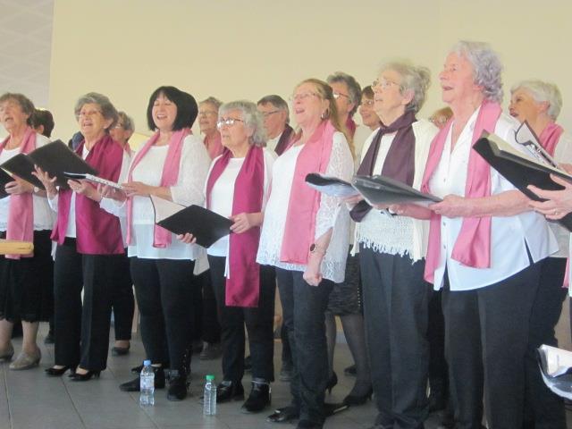 Chorale aux Amandines